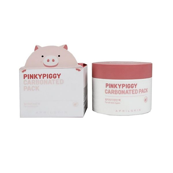 April-Skin-Nature-Cosmetic-Pinky-Piggy-Carbonated-Pack-100g