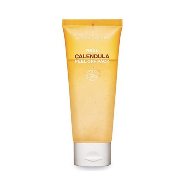 April-Skin-Real-Calendula-Peel-Off-Pack-Mask-100g