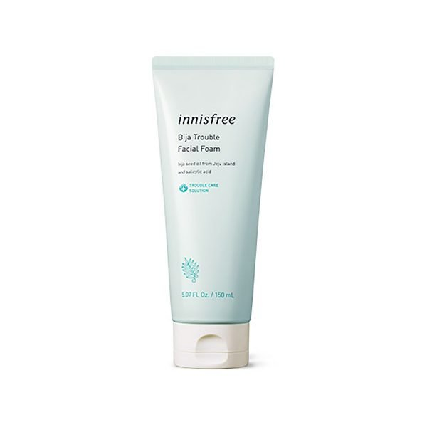 Innisfree-Bija-Trouble-Facial-Foam