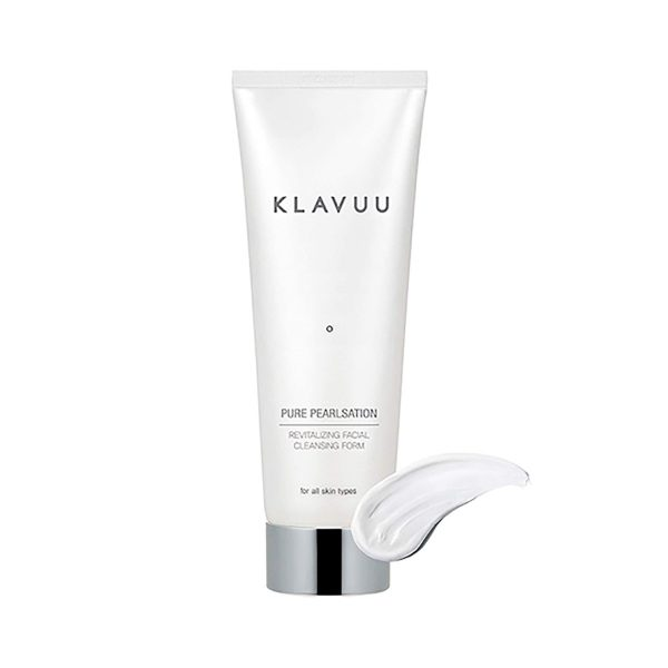Klavuu-Pure-Pearlsation-Revitalizing-Facial-Cleansing-Foam-130ml