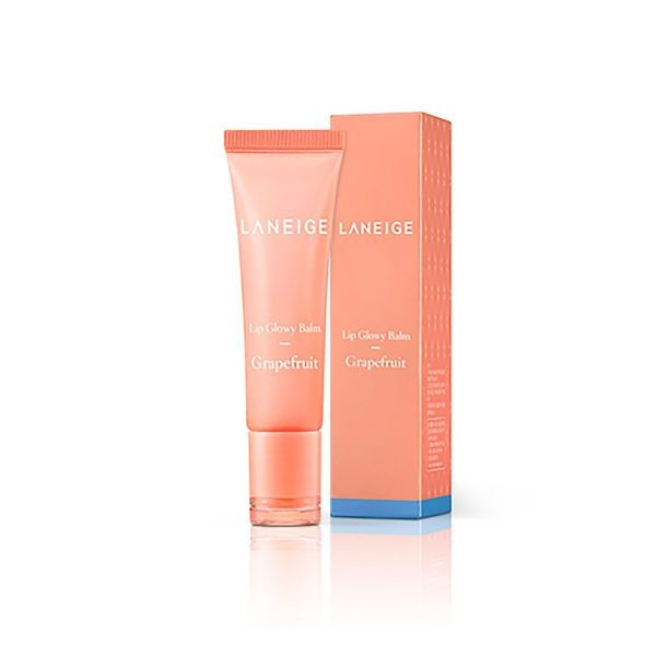 Laneige-Lip-Glowy-Balm-(Grapefruit)