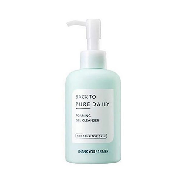 Thank-You-Farmer-Back-to-Pure-Daily-Foaming-Gel-Cleanser-200ml